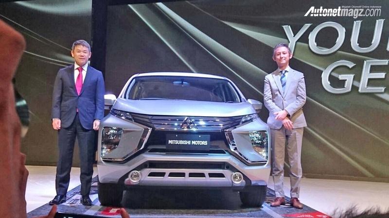 2017 - [Mitsubishi] Xpander Expand11