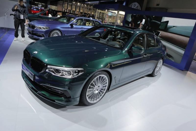 2016 - [BMW] Série 5 Berline & Touring [G30/G31] - Page 29 F789e610