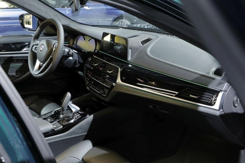 2016 - [BMW] Série 5 Berline & Touring [G30/G31] - Page 29 Fce28310