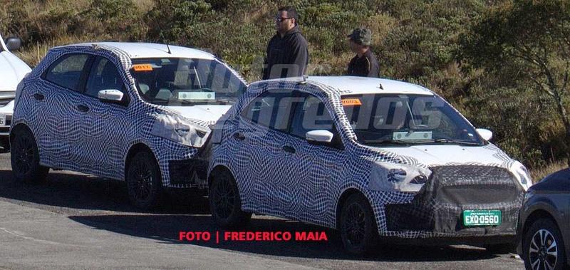 2014 - [Ford] Ka III/Ka Sedan/Figo - Page 10 Flagra20