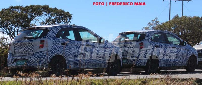 2014 - [Ford] Ka III/Ka Sedan/Figo - Page 10 Flagra22