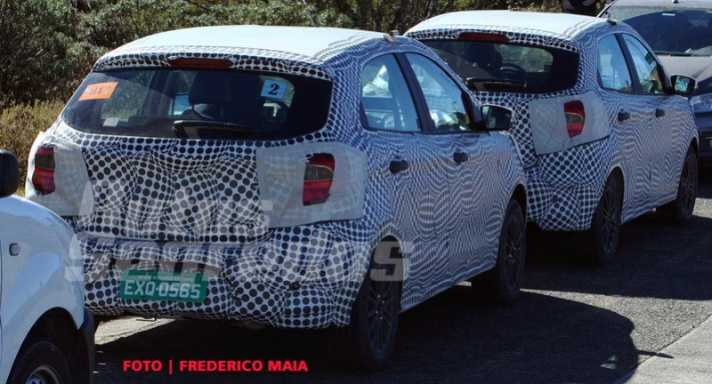 2014 - [Ford] Ka III/Ka Sedan/Figo - Page 10 Flagra23