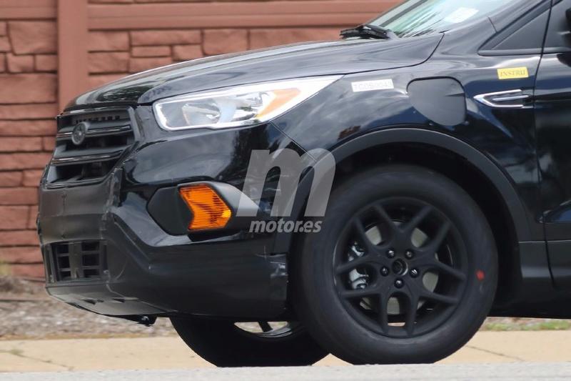 2018 - [Ford] Kuga III Ford-e11