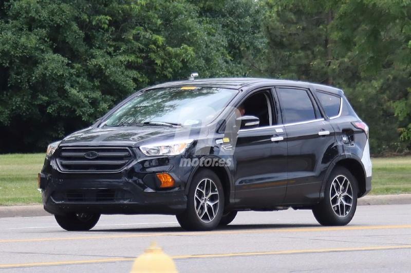 2018 - [Ford] Kuga III Ford-e12