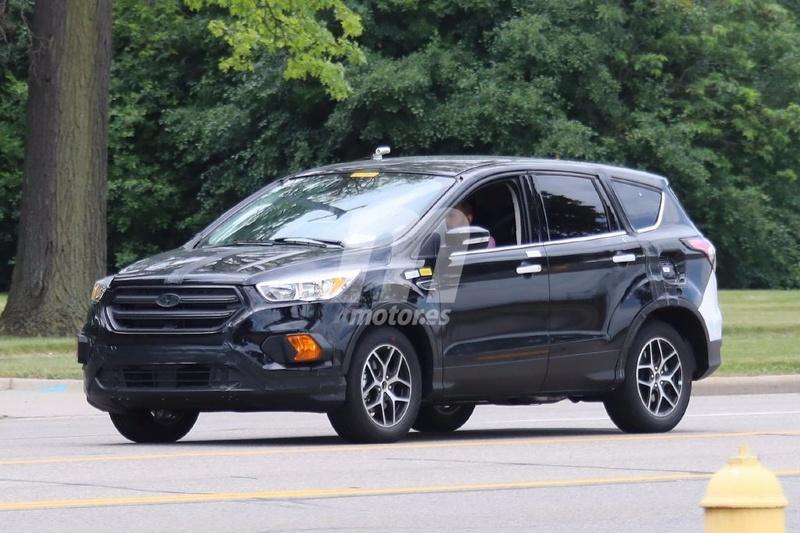 2018 - [Ford] Kuga III Ford-e13