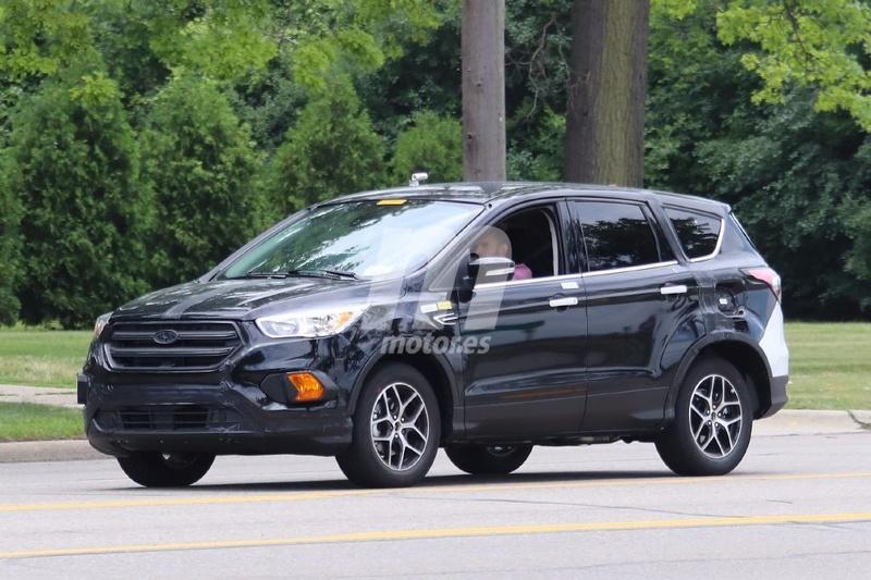 2018 - [Ford] Kuga III Ford-e14
