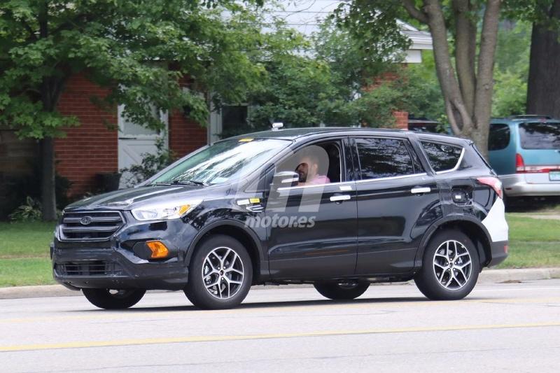 2018 - [Ford] Kuga III Ford-e16