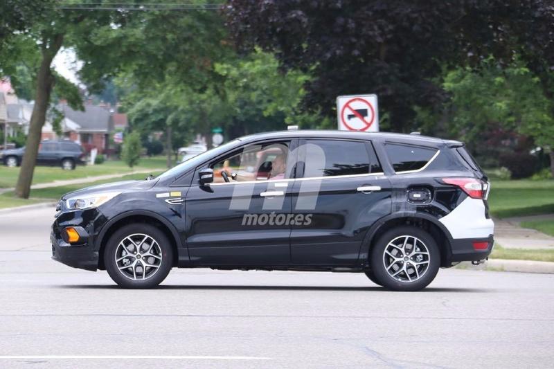 2018 - [Ford] Kuga III Ford-e18