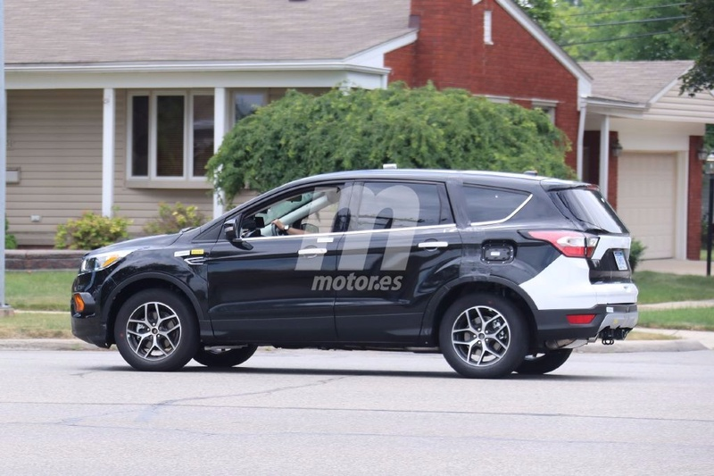 2018 - [Ford] Kuga III Ford-e19