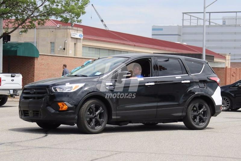 2018 - [Ford] Kuga III Ford-e22