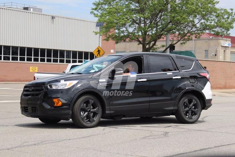 2018 - [Ford] Kuga III Ford-e23
