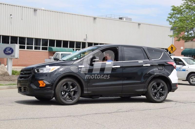 2018 - [Ford] Kuga III Ford-e24