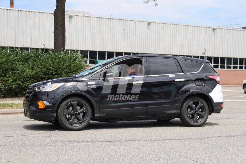 2018 - [Ford] Kuga III Ford-e25