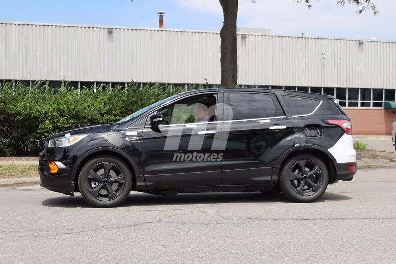 2018 - [Ford] Kuga III Ford-e26