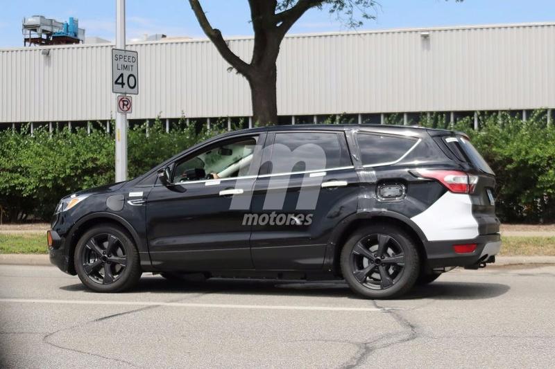 2018 - [Ford] Kuga III Ford-e29