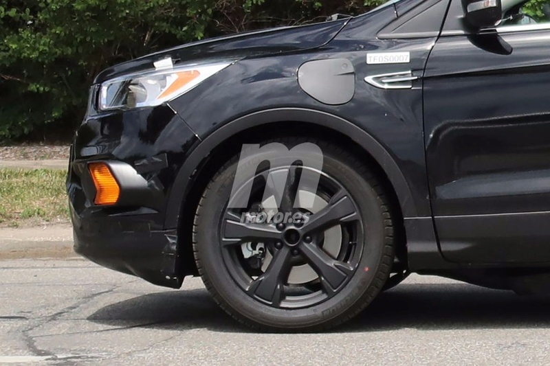 2018 - [Ford] Kuga III Ford-e31