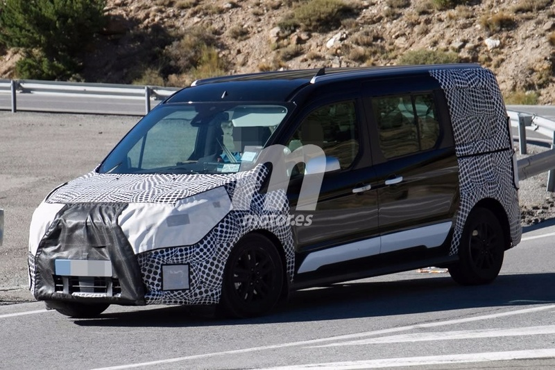 2017 - [Ford] Tourneo/Transit restylé - Page 2 Ford-t27
