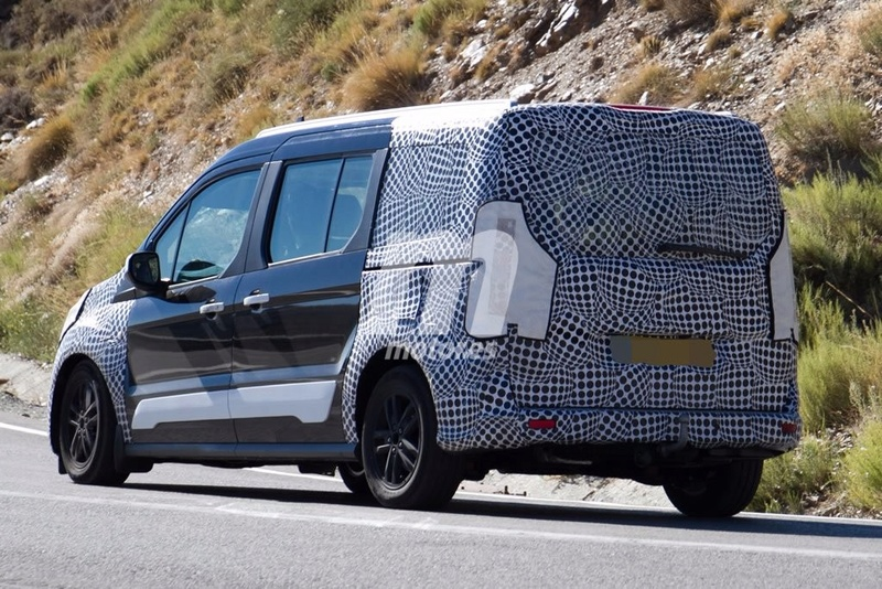 2017 - [Ford] Tourneo/Transit restylé - Page 2 Ford-t30