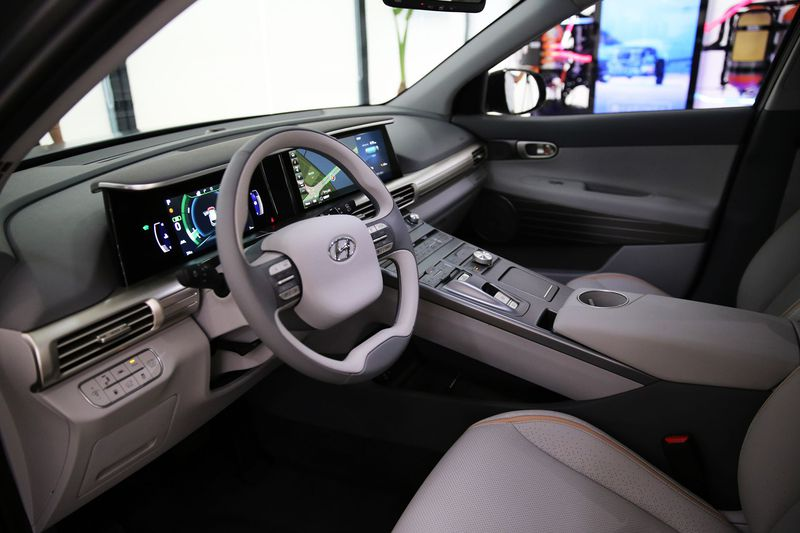 2017 - [Hyundai] Nexo - FE Concept Hyunda60