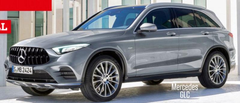 2018 - [Mercedes-Benz] GLC/GLC Coupé restylés Img_2025