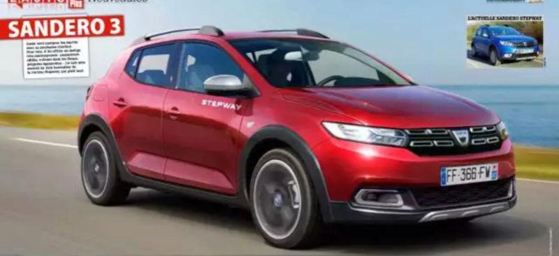Dacia - 2020 - [Dacia] Sandero / Logan III Img_2027