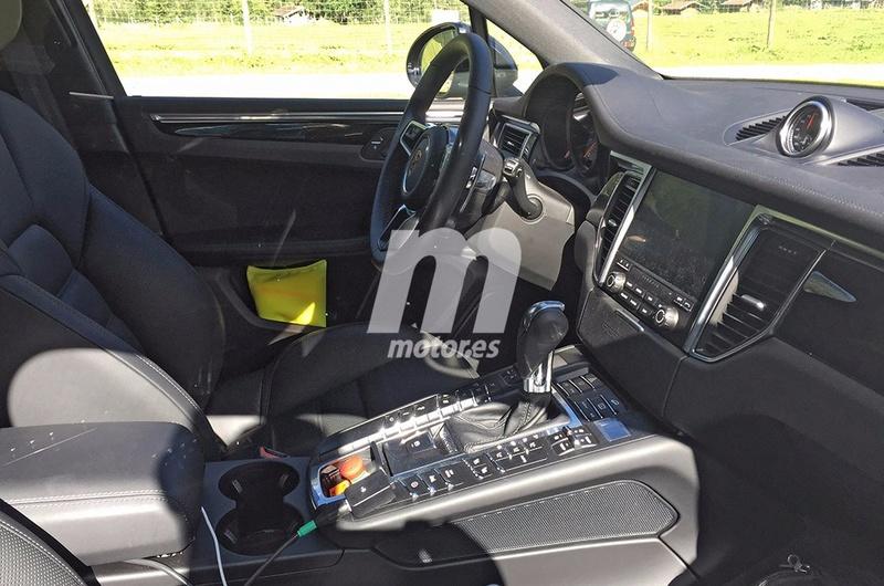 2018 - [Porsche] Macan Restylée [95B] Interi11