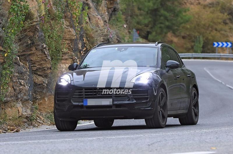 2018 - [Porsche] Macan Restylée [95B] Interi14