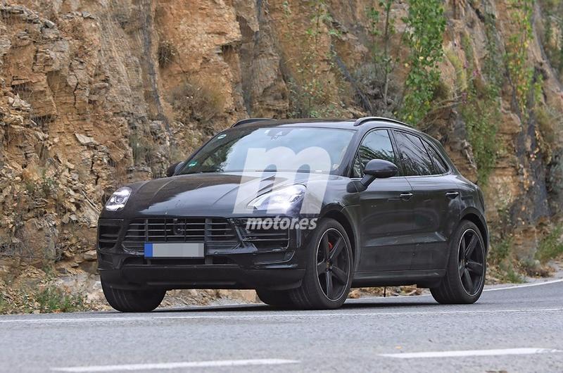 2018 - [Porsche] Macan Restylée [95B] Interi15