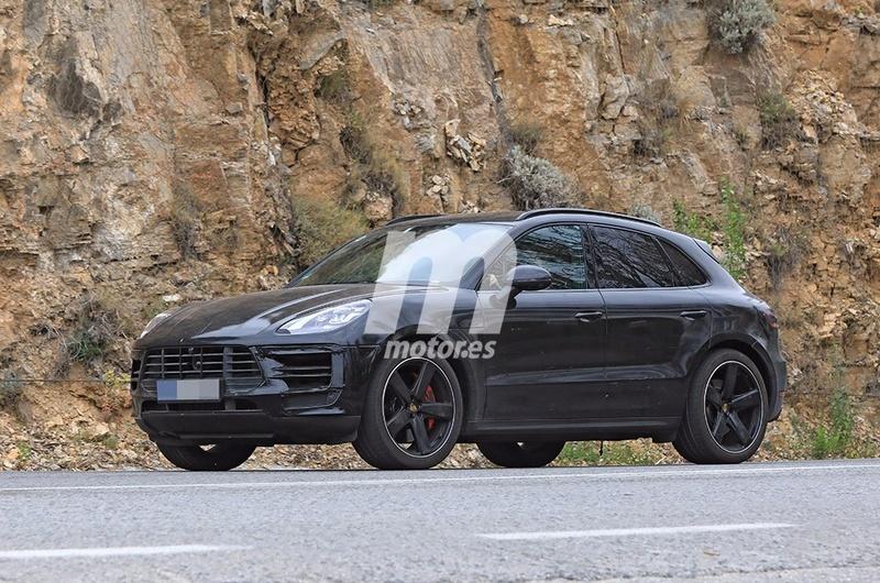 2018 - [Porsche] Macan Restylée [95B] Interi16