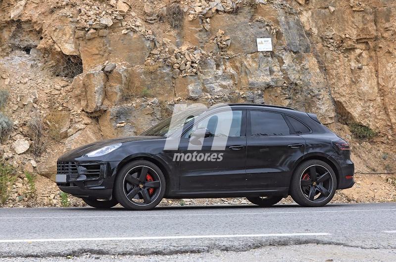 2018 - [Porsche] Macan Restylée [95B] Interi17