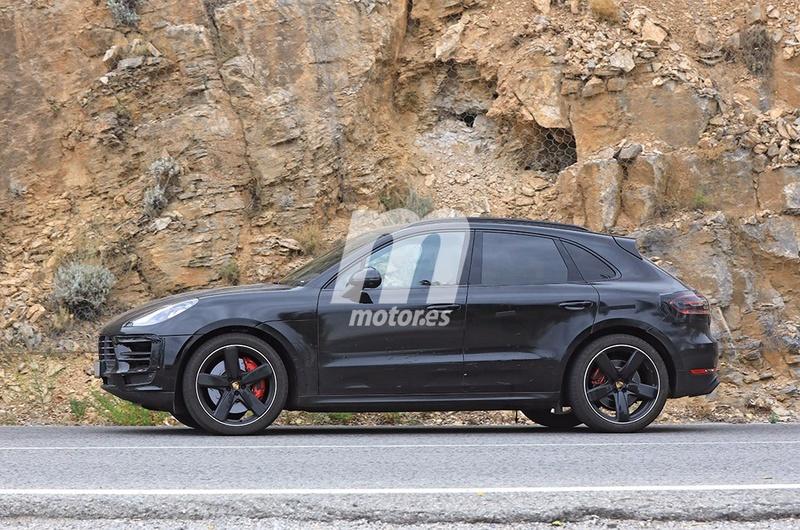 2018 - [Porsche] Macan Restylée [95B] Interi18