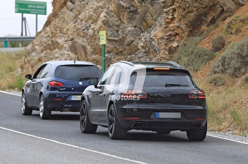 2018 - [Porsche] Macan Restylée [95B] Interi21