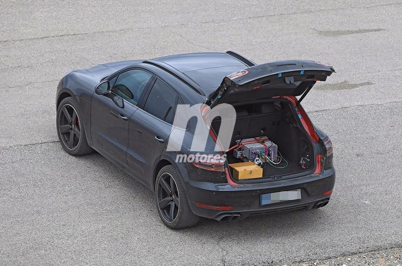 2018 - [Porsche] Macan Restylée [95B] Interi22
