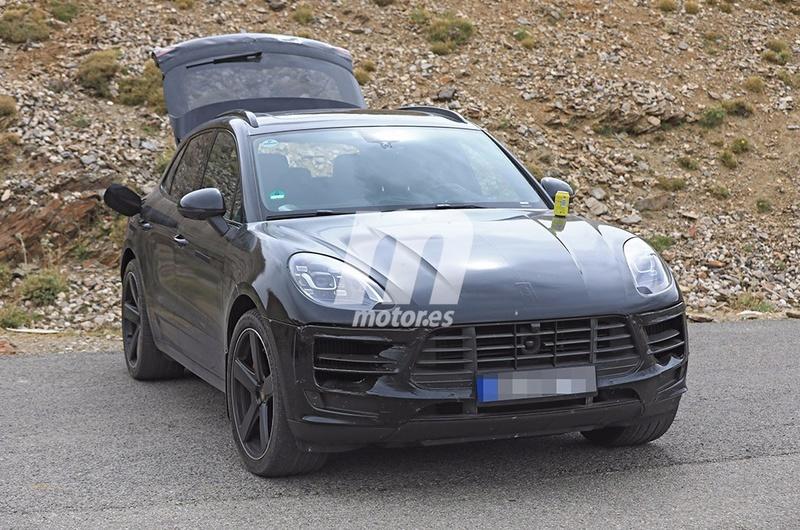2018 - [Porsche] Macan Restylée [95B] Interi23