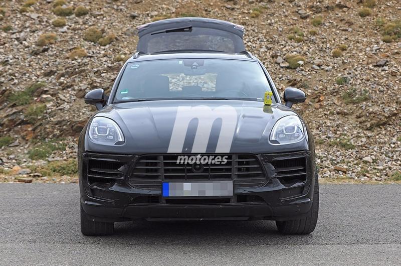 2018 - [Porsche] Macan Restylée [95B] Interi24