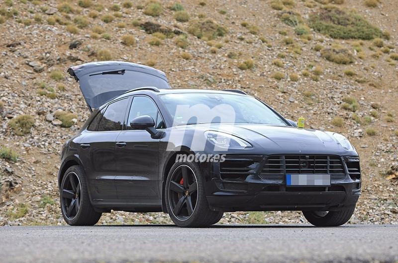 2018 - [Porsche] Macan Restylée [95B] Interi25