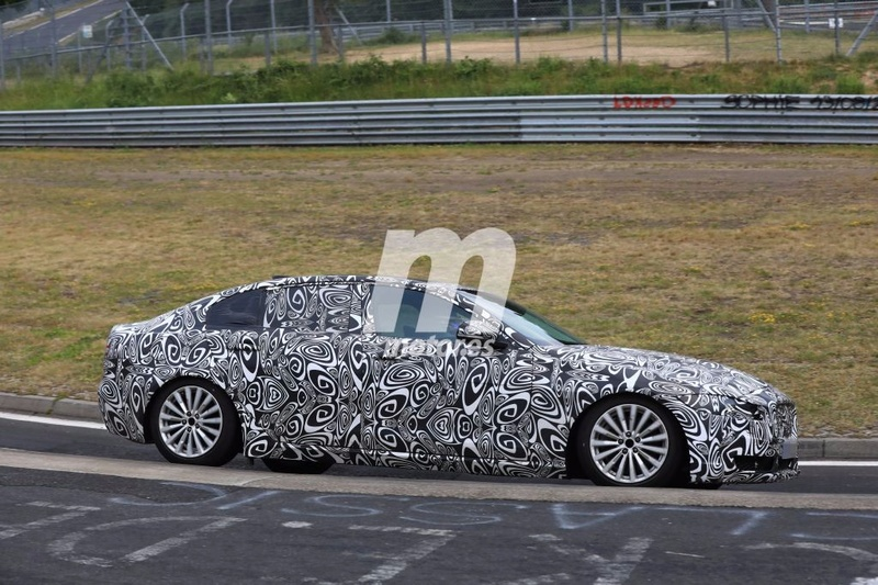 2014 - [Jaguar] XE [X760] - Page 22 Jaguar12