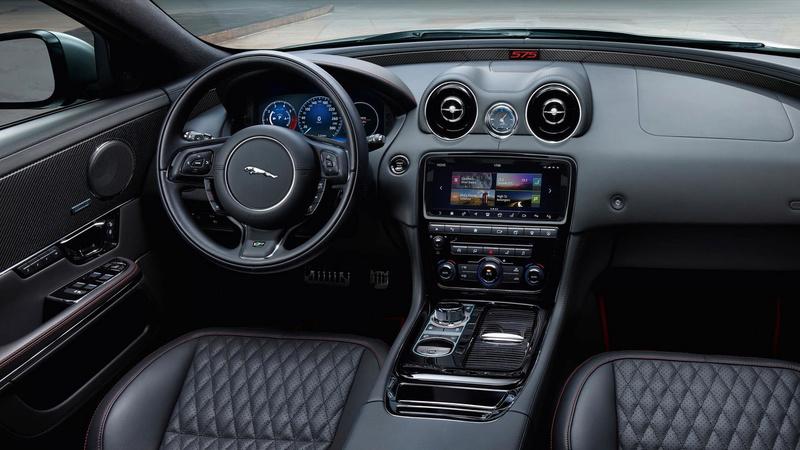 2015 - [Jaguar] XJ Restylée - Page 3 Jaguar91