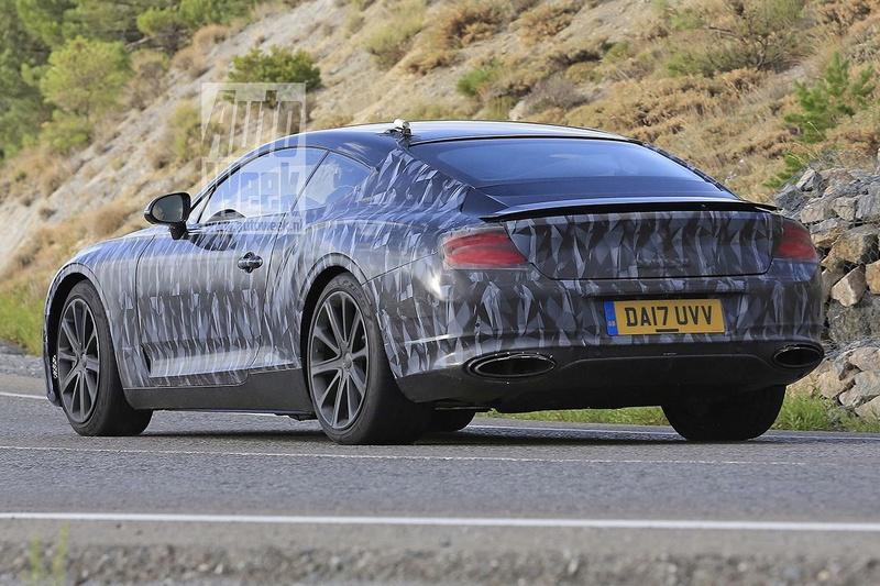 2017 - [Bentley] Continental GT - Page 3 Jtvyr810