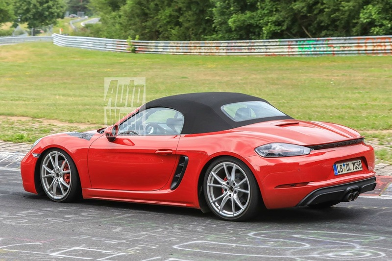 2016 - [Porsche] 718 Boxster & 718 Cayman [982] - Page 6 Ky6yxn10