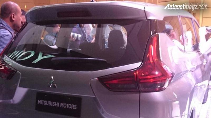 2017 - [Mitsubishi] Xpander Lampu-10