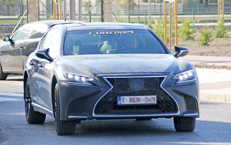 2016 - [Lexus] LS  - Page 4 Lexus-12