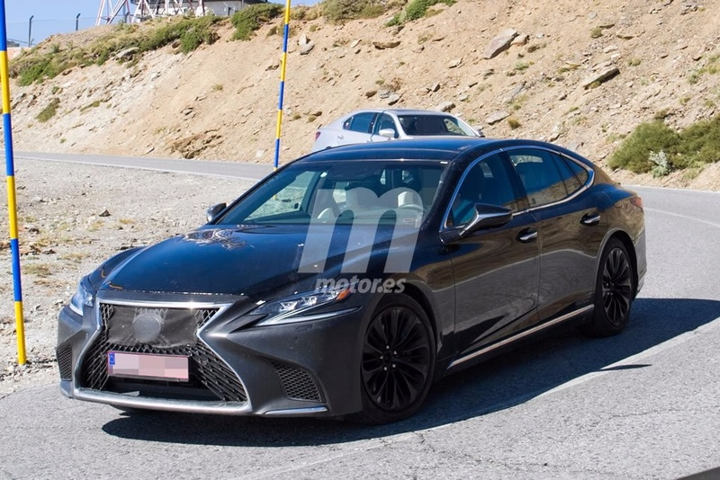 2016 - [Lexus] LS  - Page 4 Lexus-23