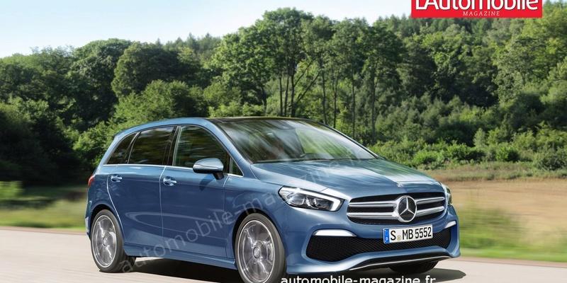 2018 - [Mercedes-Benz] Classe B Membre10