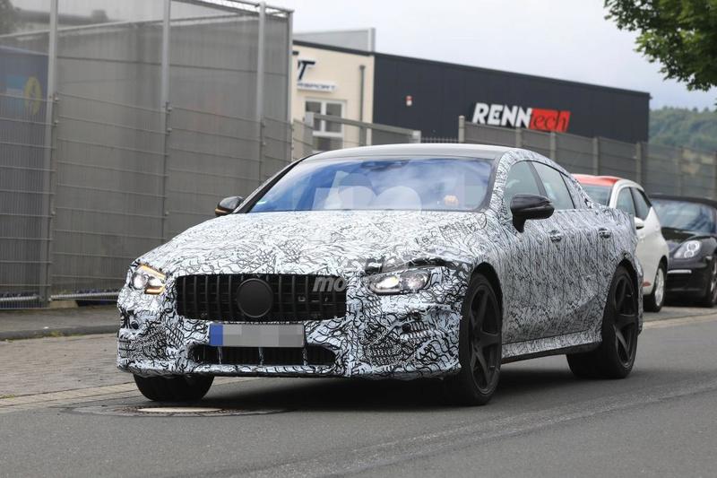 2017 - [Mercedes-AMG] GT4 Merce160