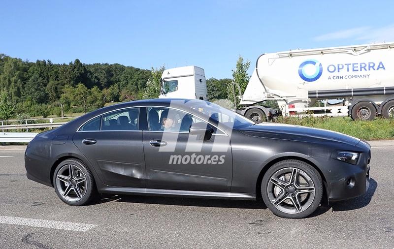 2018 - [Mercedes] CLS III  - Page 3 Merce169