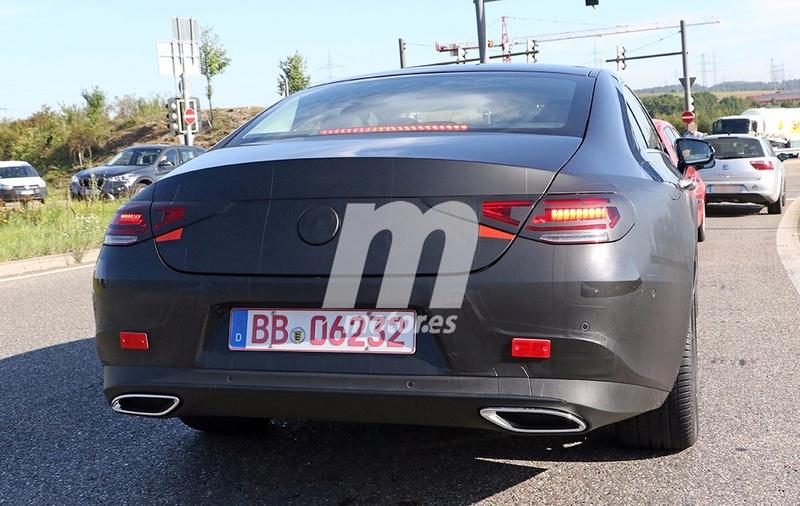 2018 - [Mercedes] CLS III  - Page 3 Merce171