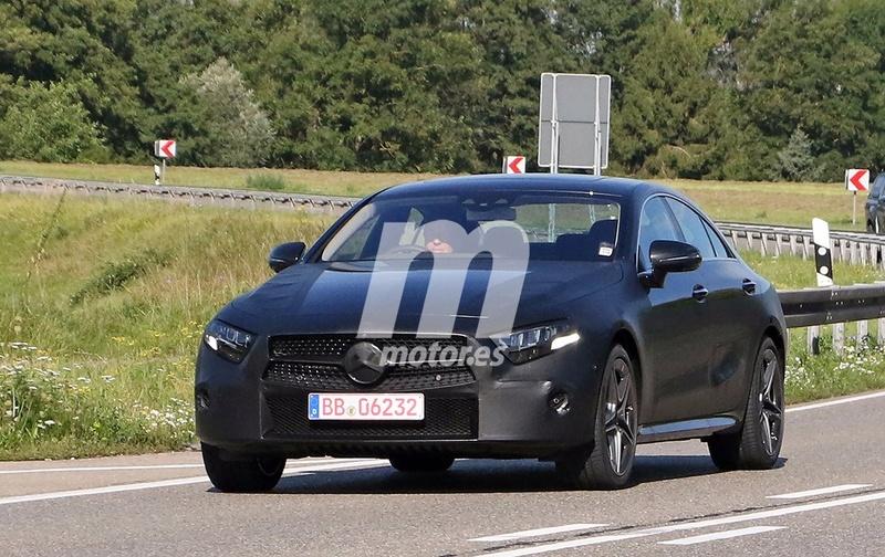 2018 - [Mercedes] CLS III  - Page 3 Merce172