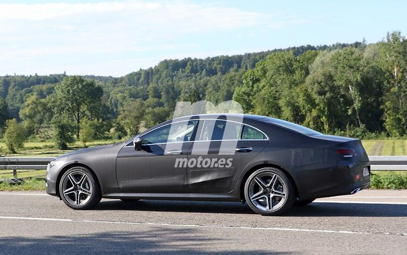 2018 - [Mercedes] CLS III  - Page 3 Merce175