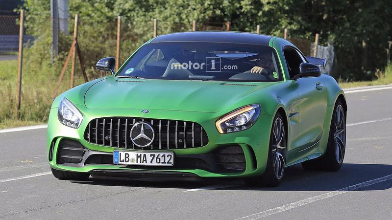 2014 - [Mercedes-AMG] GT [C190] - Page 30 Merce180